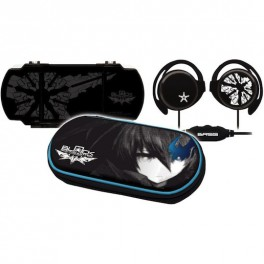 Black Rock Shooter The Game - Accessory Set [Hori]
