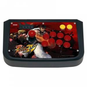 Real Arcade Pro 3 - Street Fighter IV Official Stick [PS3 / Occasion]