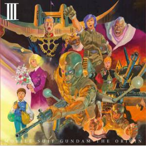 Mobile Suit Gundam The Origin Vol.3 (Bandai Collector Limited) [Blu-ray - Region Free]