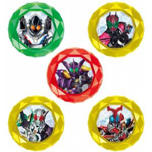 Kamen Rider - Ride Figures SR-06 [PS3 / Wii U]