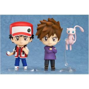 Pokemon - Red and Green Special Set - Pokemon Center Limited Edition [Nendoroid]