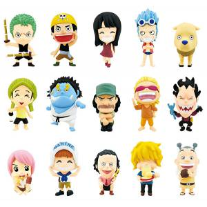 Ani-chara Heroes - ONE PIECE -Youshouki Hen- Part.2 (15 Pack) BOX  [Takara Tomy]