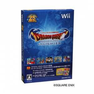 Dragon Quest Collection - 25th Anniversary (Wii)