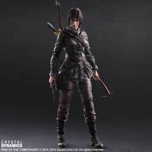 Rise of the Tomb Raider - Lara Croft [Play Arts Kai]