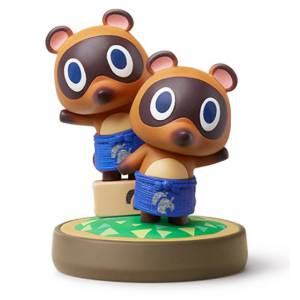 Amiibo Mamekichi & Tsubukichi / Timmy & Tommy - Animal Crossing series Ver. [Wii U]