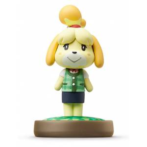 Amiibo Shizue / Isabelle Summer Ver. - Animal Crossing series Ver. [Wii U]