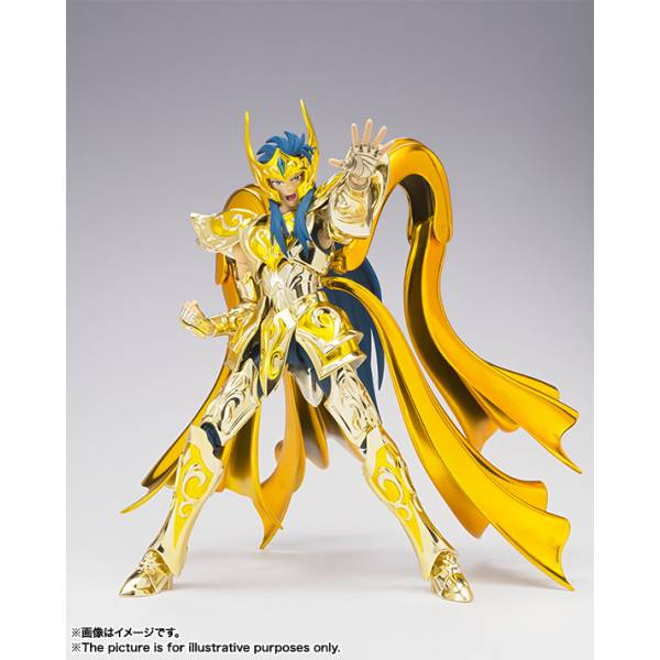 Saint seiya myth cloth ex aquarius camus god cloth soul of gold brand new nin nin game - Decor saint seiya myth cloth ...