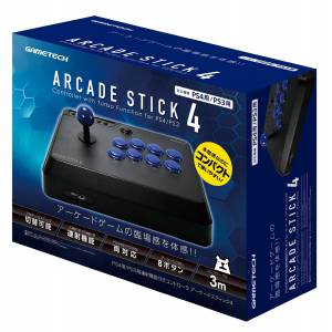 Game Tech arcade stick 4 [PS4/PS3]
