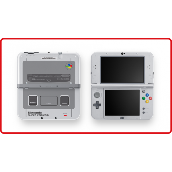 buy new nintendo 3ds ll xl super famicom limited. Black Bedroom Furniture Sets. Home Design Ideas