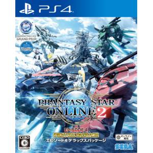 Phantasy Star Online 2 Episode 4 - Deluxe Package DX Pack Limited Edition [PS4]