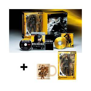 Metal Gear Solid Peace Walker HD Edition - Konami Style Premium Package [PS3]