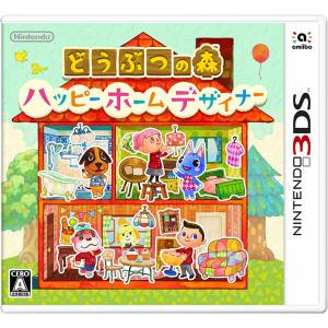 Animal Crossing / Doubutsu no Mori: Happy Home Designer [3DS-Occasion]