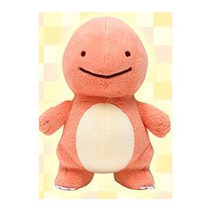 Pokemon - Charmander Ditto / Metamon Themed Limited Edition [Plush Toys]
