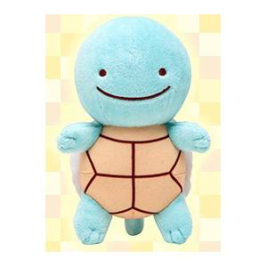 Pokemon - Squirtle Ditto / Metamon Themed Limited Edition [Plush Toys]