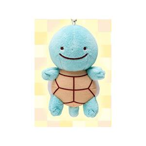 Pokemon - Squirtle Ditto / Metamon Themed Limited Edition (Keychain) [Plush Toys]