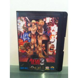 Metal Slug 3 [NG AES - Used Good Condition]