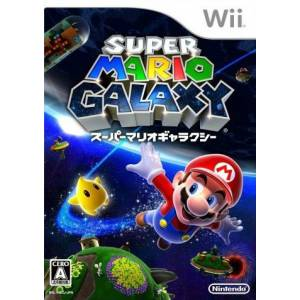 Super Mario Galaxy [Wii - Used Good Condition]