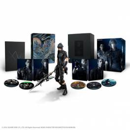 Final Fantasy XV - Ultimate Collector Limited Edition [Xbox One]