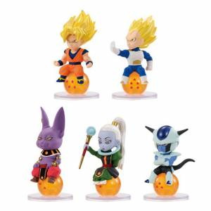 Dragon Ball Super - CHARA PUCCHI  10 Pack Box [ Bandai Premium Limited]