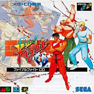 Final Fight CD [MCD - Used Good Condition]