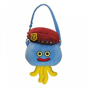 Dragon Quest Heroes II - Plush Metal Clasp Pouch: Healix [Plush Toys]