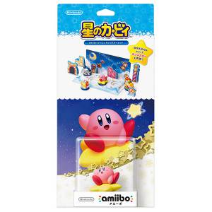 Amiibo Diorama Kit - Kirby Pop Star Set [Wii U]