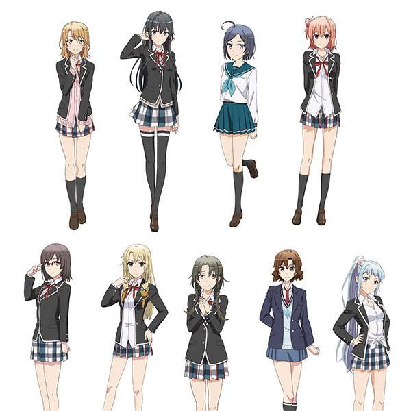 yahari ore no seishun love come wa machigatteiru season 3