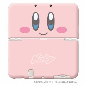 Cover Plates - Body Cover Collection x Kirby series Type D [New 3DSLL]