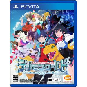 Digimon World: Next Order [PSVita-Occasion]