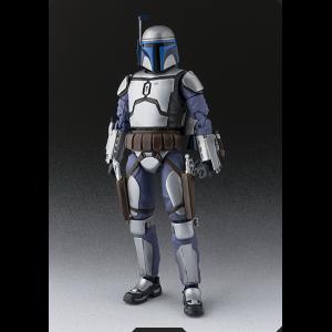 Star Wars Episode II - Attack of the Clones - Jango Fett [SH Figuarts]