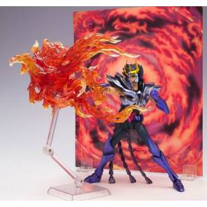 Saint Seiya Myth Cloth EX - Effect Parts Set - Phoenix Ikki (Revived Bronze Cloth) & Virgo Shaka [Used]