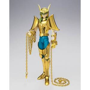 Saint Seiya Myth Cloth - Andromeda Shun Bronze Cloth ~Limited Gold Andromeda~ [Used]