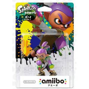 Amiibo Boy Color Variations - Splatoon series Ver. [Wii U]