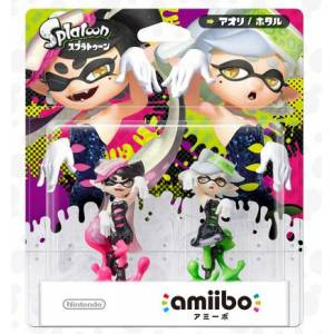 Amiibo Marie & Callie Set - Splatoon series Ver. [Wii U]