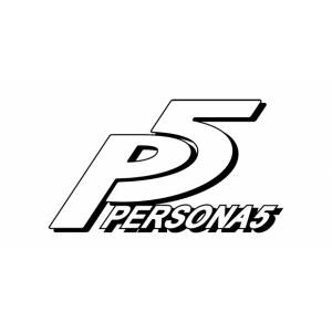 Persona 5 - 20th Anniversary Famitsu DX Pack 3D Crystal set [PS3]