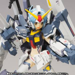 MS GIRL GUNDAM MK-II (A.E.U.G. SPECIFICATION) - Limited Edition [ARMOR GIRLS PROJECT]