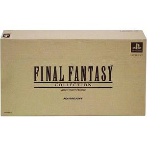 Final Fantasy Collection Anniversary Package [PS1 - Used Good Condition]