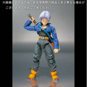 Dragon Ball Kai - Trunks (Limited Edition) [S.H.Figuarts]