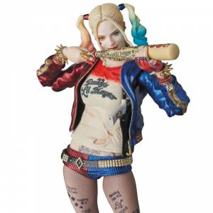 SUICIDE SQUAD - MAFEX HARLEY QUINN [MAFEX No.033]