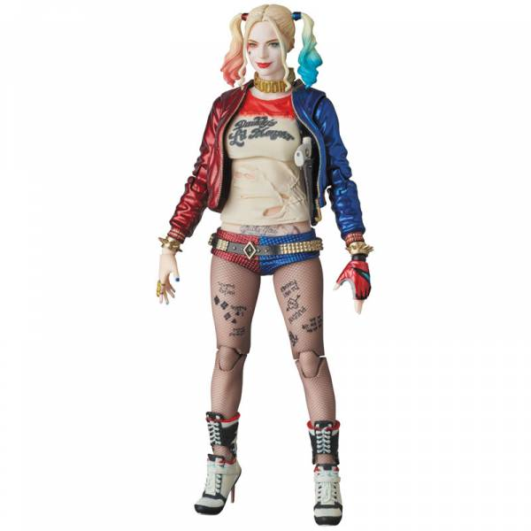 Suicide Squad Mafex Harley Quinn Mafex No 033 Nin