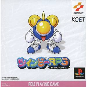 TwinBee RPG [PS1 - Used Good Condition]