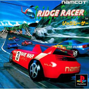 Ridge Racer [PS1 - Used Good Condition]