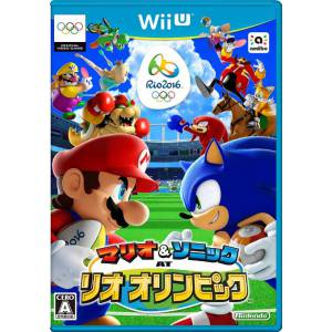 Mario & Sonic at the Rio 2016 Olympics games - Standard Edition [Wii U]