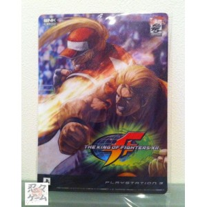 King Of Fighters XII - Mouse Pad Seal [Limited Item]