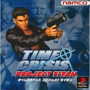 Time Crisis - Project Titan [PS1 - Used Good Condition]