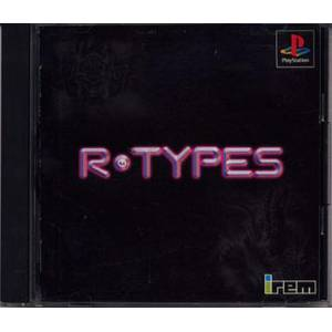 R-Types [PS1 - Used Good Condition]