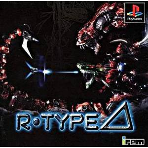 R-Type Delta [PS1 - Used Good Condition]