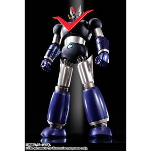 Great Mazinger - Iron (Kurogane) Finish [Super Robot Chogokin]
