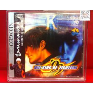 The King Of Fighters '99 [NG CD - Used Good Condition]