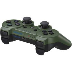 Dual Shock 3 Controller - Jungle Green [Used without box]